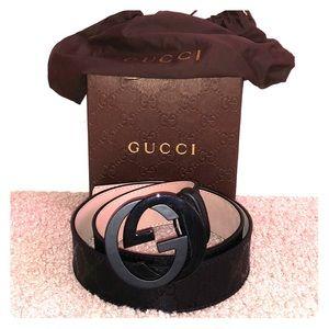 Men's Gucci belt